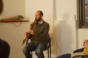 Todd love flute